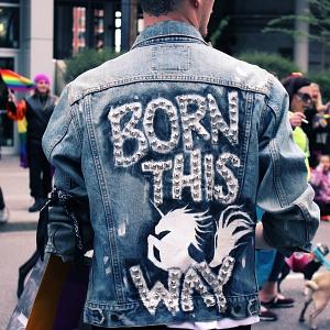 gay pride born this way
