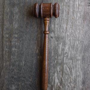 judge gavel legal