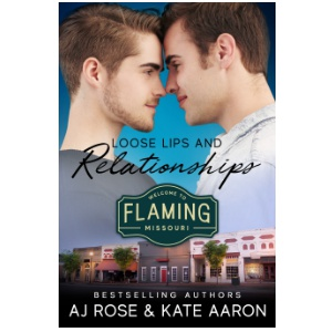 New Release from AJ Rose #mmromance