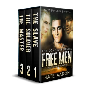 New Releases from Kate Aaron!