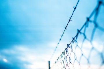 fence wire prison